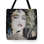 Material Girl Tote Bag by Lance Gebhardt