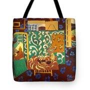 Matisse Interior 1911 Tote Bag by Granger