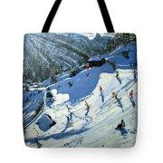 Matterhorn Tote Bag by Andrew Macara