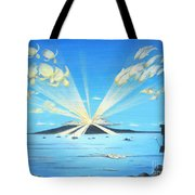 Maui Magic Tote Bag by Jerome Stumphauzer