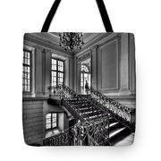Meet Me Half Way Tote Bag by Evelina Kremsdorf