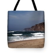 Meeting Of The Minds Tote Bag by Amanda Barcon