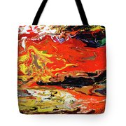 Melt Tote Bag by Ralph White
