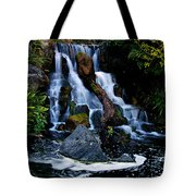 Mental Vacation Tote Bag by Clayton Bruster