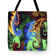 Metaphysical Fauna Tote Bag by Genevieve Esson