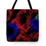 Methodical Tote Bag by Will Borden