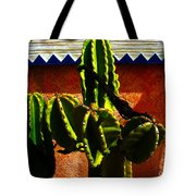 Mexican Style  Tote Bag by Susanne Van Hulst