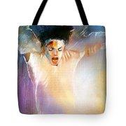 Michael Jackson 09 Tote Bag by Miki De Goodaboom