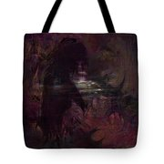 Midnight Dream Tote Bag by Rachel Christine Nowicki