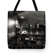 Midnight Flyer Tote Bag by Tom Mc Nemar