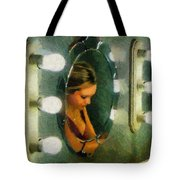 Mirror Mirror On The Wall Tote Bag by Jeff Kolker