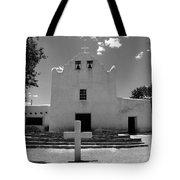 Mission San Jose Tote Bag by David Lee Thompson