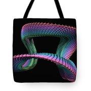 Mobius Tote Bag by John Edwards