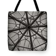 Modern Geometry Tote Bag by Charles Dobbs