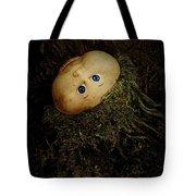 Mon Petit Chou Tote Bag by Rebecca Sherman