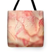 Moning Freshness. Natural Watercolor. Touch Of Japanese Style Tote Bag by Jenny Rainbow