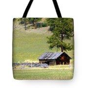 Montana Ranch 3 Tote Bag by Marty Koch