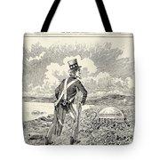 Mormons: Polygamy, 1883 Tote Bag by Granger