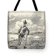 Mormons: Polygamy, 1883 Tote Bag by Granger
