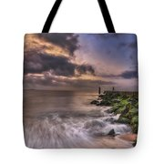Morning Glory Tote Bag by Evelina Kremsdorf