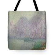 Morning Mist Tote Bag by Gustave Loiseau
