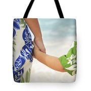 Mother And Son Tote Bag by Brandon Tabiolo - Printscapes
