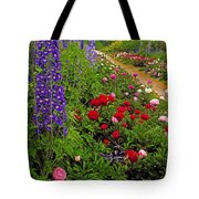 Mount Congreve Gardens, Co Waterford Tote Bag by The Irish Image Collection