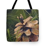 Mountain Echoes Tote Bag by Hunter Jay