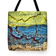 Multi-color Wall Tote Bag by Ray Laskowitz - Printscapes