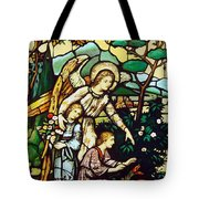 My Angel Tote Bag by Jose Manuel Abraham