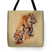 Nanook Tote Bag by Barbara Keith