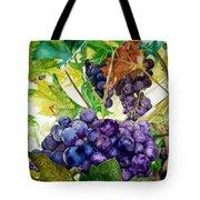 Napa Harvest Tote Bag by Lance Gebhardt