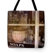 Need Soaps Tote Bag by Susanne Van Hulst