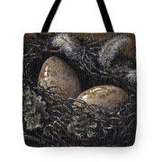 Nesting Tote Bag by Adam Zebediah Joseph
