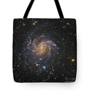Ngc 6946, Also Known As The Fireworks Tote Bag by Robert Gendler
