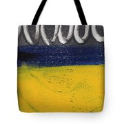 Night And Day Tote Bag by Linda Woods