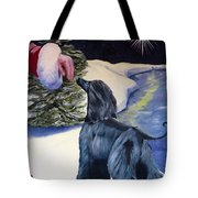 Night Before Xmas Tote Bag by Terry  Chacon
