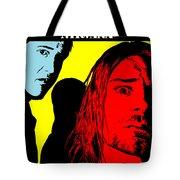 Nirvana No.01 Tote Bag by Caio Caldas