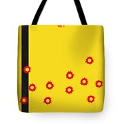 No048 My Kill Bill -part 1 Minimal Movie Poster Tote Bag by Chungkong Art