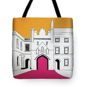North Bar Tote Bag by Oliver Johnston