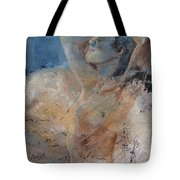 Nude 0508 Tote Bag by Pol Ledent