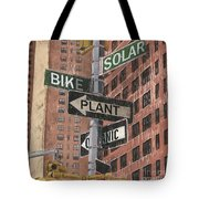 Nyc Broadway 2 Tote Bag by Debbie DeWitt