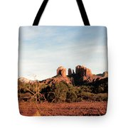 Oak Creek Canyon Tote Bag by Lauri Novak