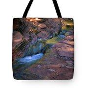 Oak Creek Canyon Splendor Tote Bag by Sandra Bronstein