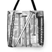 Odds And Ends Tote Bag by Adam Zebediah Joseph