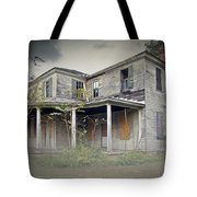 Odenton House Tote Bag by Brian Wallace