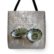 Of The Sea 2 Tote Bag by Betty LaRue
