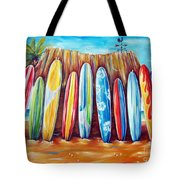 Off-shore Tote Bag by Deb Broughton