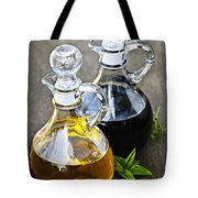 Oil And Vinegar Tote Bag by Elena Elisseeva