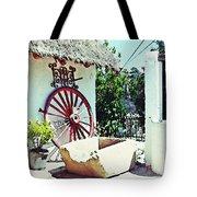 Old Murcia Tote Bag by Sarah Loft